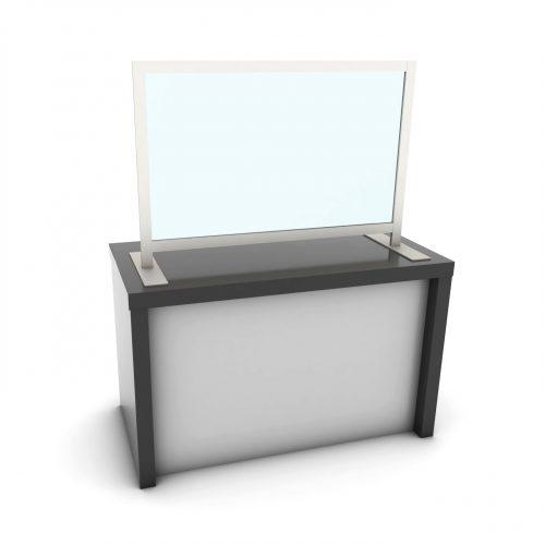 Simple desk cover 100×75 cm