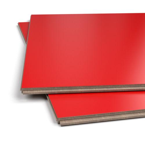 Rote Paneele –matt