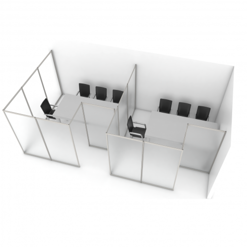Boxen für Restaurants /Büros