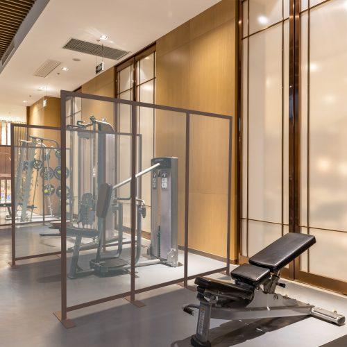 Sicheres Fitnessstudio, Fitnesscenter